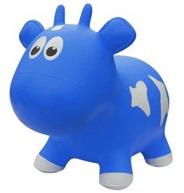 FARM HOPPERS FARM HOPPERS- COW BLUE
