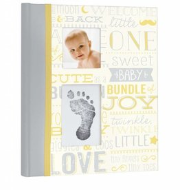 LITTLE BLOSSOM VINTAGE BABY BOOK