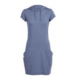 Icebreaker YANNI HOODED DRESS