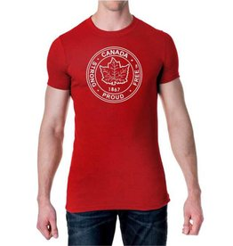 Stanfields STRONG & FREE T-SHIRT