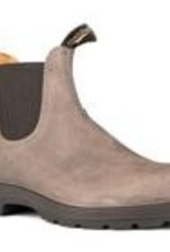 Blundstone 1469 The Leather Lined in Steel Grey