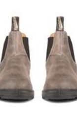 1469 The Leather Lined in Steel Grey