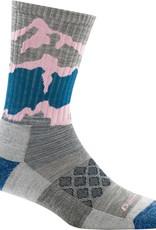 1960W Three Peaks Mid Crew Socks Womens