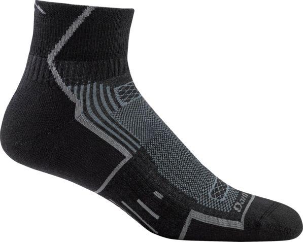 1003M Grit Merino 1/4 Light Cushion Sock Mens