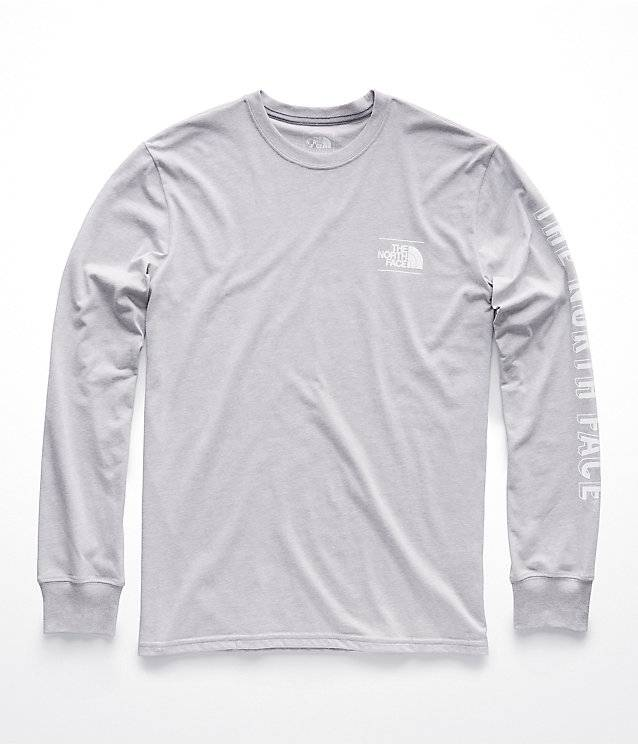The North Face Climb On Graphic Tee LS Mens