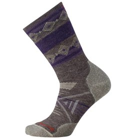 SmartWool Phd Outdoor Medium Crew Pattern Socks Womens
