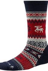 SmartWool Chup Reindeer Crew Socks Mens