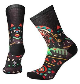SmartWool Totem Valley Print Crew Socks Womens