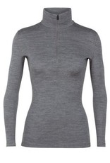 Icebreaker Body260 Tech LS 1/2 Zip Womens