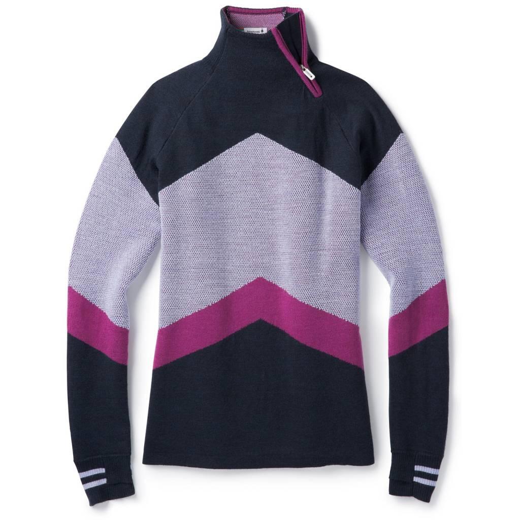 SmartWool Dacono Ski Funnel Neck Sweater Womens