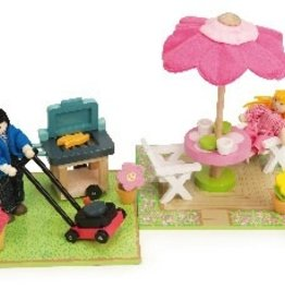 Le Toy Van Patio and BBQ set Le Toy Van