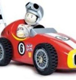 Le Toy Van Red Retro Racer Le Toy Van