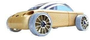 Automoblox Mini Blue Sedan Automoblox