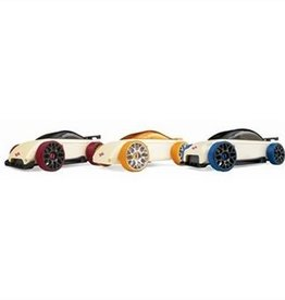 Automoblox 3-Pack Mini Sportscar Automoblox