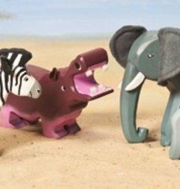Le Toy Van Animaux sauvages Zambezi / Zambèze 3 ans +