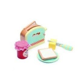 Le Toy Van Honeybake Toaster set Le Toy Van