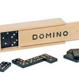 Goki Wooden Domino Set