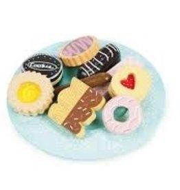 Le Toy Van Honeybake Cookies & Plate Set