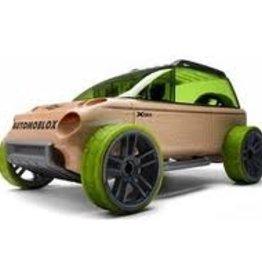 Automoblox Green Mini SUV Automoblox
