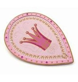 Lion Touch Queen Shield