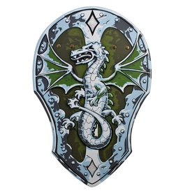 Lion Touch Dragon Knight Shield
