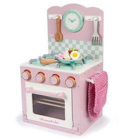 Le Toy Van Honeybake Oven and Hob set (pink) Le Toy Van