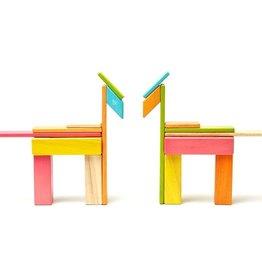 Tegu Tegu - 24 blocs de bois magnétiques