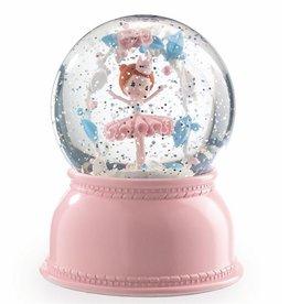 Djeco Ballerina Nightlight and Snowball