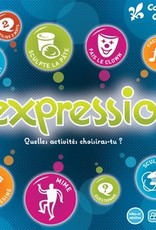 Jeu de société Expressio Game (French-English see Pick and Choose)