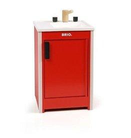 Brio Évier rouge<br />BRIO