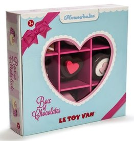 Le Toy Van Boîte de chocolats. 3 ans +