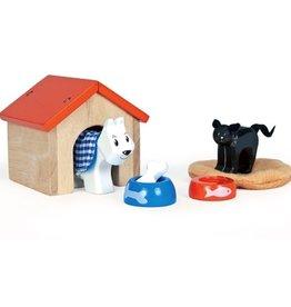Le Toy Van Mes petits animaux miniatures