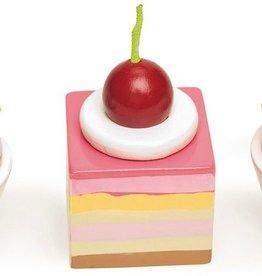 Le Toy Van Honeybake Petits fours Cakes Le Toy Van