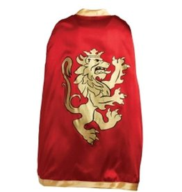 Lion Touch Noble Knight Cape