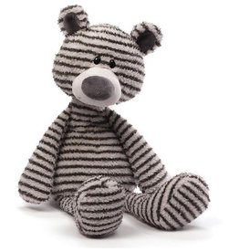 Gund Zag Bear with Stripes
