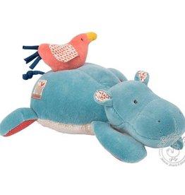 Moulin Roty Musical Hippopotamus