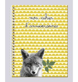 Clairefontaine Cahier d'anniversaire Clairefontane
