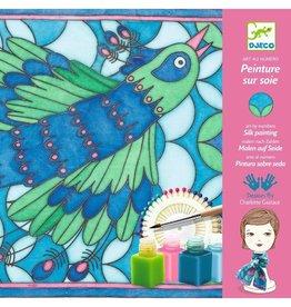 Djeco Silk Painting Kit