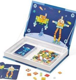Janod Magnéti'book robots Janod