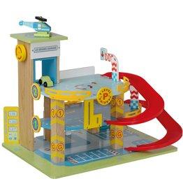 Le Toy Van The Big Garage
