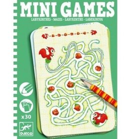 Djeco Mini Games Labyrinthe