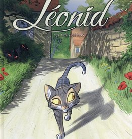 Livre Léonid (Comic Book in French)