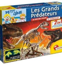 Lisciani Les grands prédateurs <br />Lisciani - Petit génie