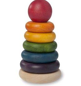 Wonderworld Natural stacking rings