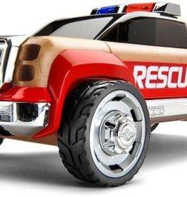 Automoblox Rescue Truck Automoblox