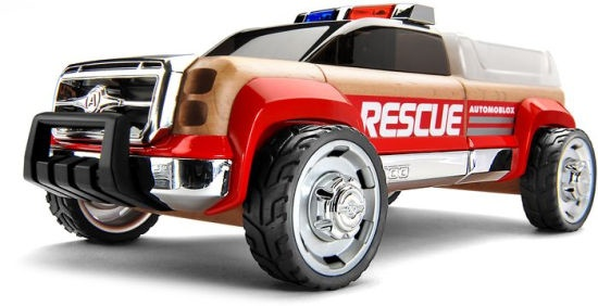 Automoblox Rescue Truck Automoblox