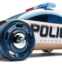 Automoblox S9 Police Cruiser Automoblox