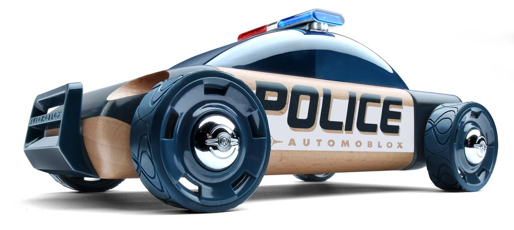 Automoblox S9 Police Cruiser Automoblox