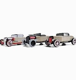 Automoblox 3-Pack Mini Vintage Cars Automoblox