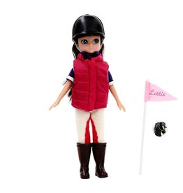 Arklu Lottie Pony flag race